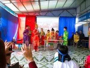 Trường Tiểu học Nam Đồng tổ chức Sơ kết học kỳ I năm học 2018-2019 dưới hình thức liên hoan phát triển năng lực học sinh